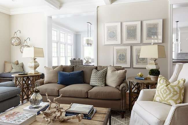 Living Room Paint Colors 9 Top Picks From The Pros Beige Living Rooms Paint Colors For Living Room Brown Living Room Decor Beige color in living room