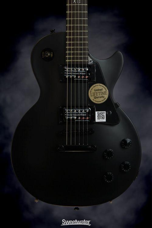 epiphone goth les paul studio enl1pbbh pauls2thewall epiphone les paul guitar. Black Bedroom Furniture Sets. Home Design Ideas