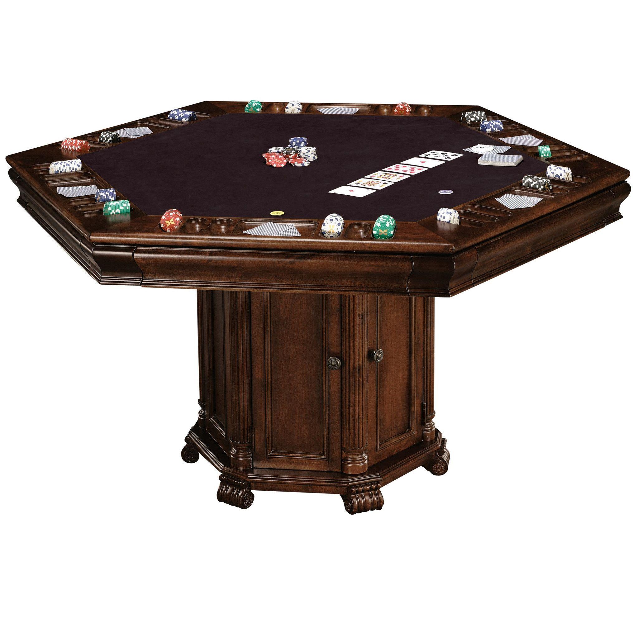 Howard Miller Niagara Game Table 699013 Table games