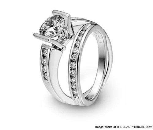 Nothing Holds A Diamond More Securely Than Platinum An Engagement