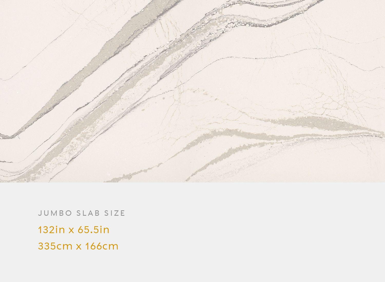Brittanicca Mega Slab Cambria Quartz Stone Surfaces