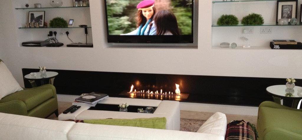 chimenea-y-television-idea-diseno   wwwa-fireplace/es