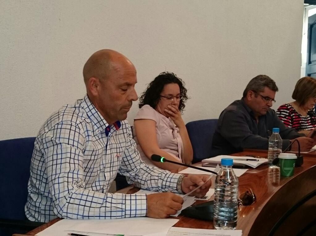 """Luciano Herrero PP, """"Desde la concejalia de deportes se hace lo que se puede dentro de la limitación económica"""""""