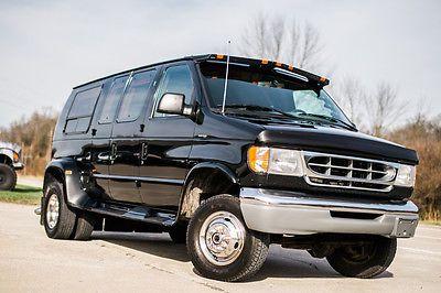 E 350 7 3 Diesel 4x4 Quigley Dually Custom Built Sportsmobile