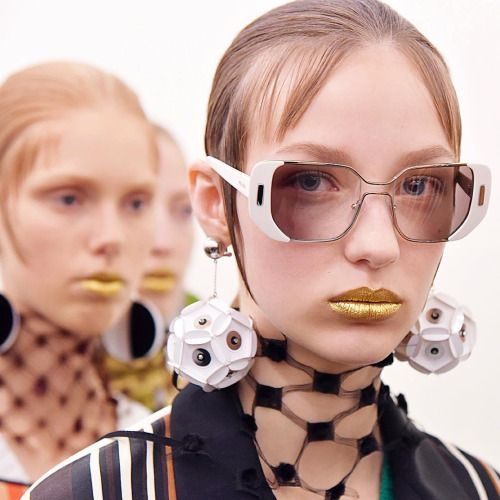 b5b39237cc8 Prada Spring Summer 2016 Sunglasses Collection