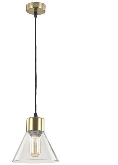 Sherborn 18 Pendant Brushed Br Pendants Contemporary New Zealand S Leading Online Lighting