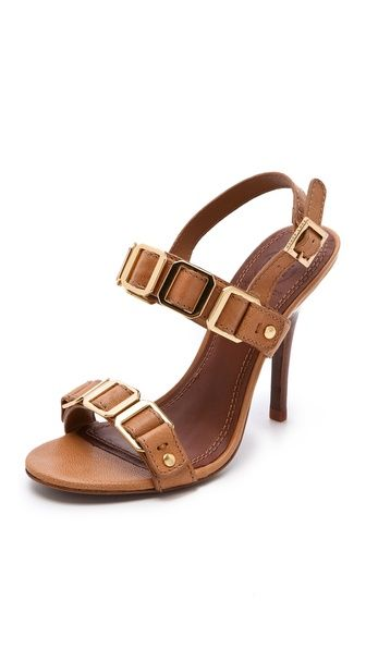 9bc2bef2c Tory Burch--and for once she produced something without covering it in her  logo! Tory Burch Luisa Sandals Zapatos Shoes ...