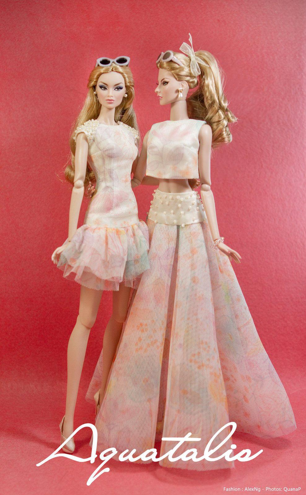 Flickr | Dolls 2 | Pinterest | Muñecas, Casa de barbie y Trajes fiesta