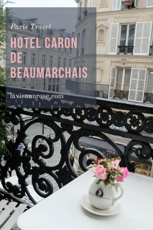 Paris Hotel review of the boutique hotel in the heart of the Marais, Paris.  Hotel Caron de Beaumarchais #parisphotography #francetravel #frenchdecor #frenchhomedecor#francophilelifestyle #Parisaesthetic#parisianchic #paristravel #parishotel
