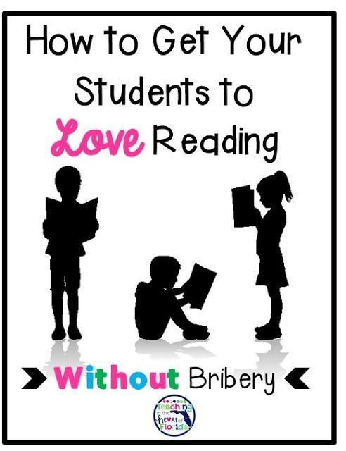 Two ways to get your students to love reading without