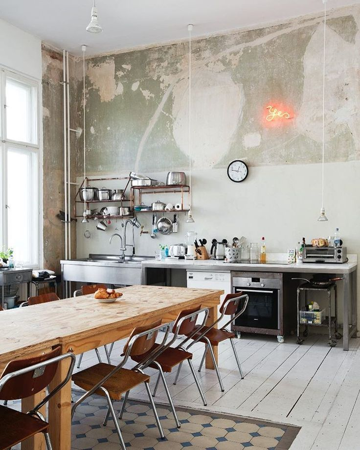 Pin by Agnes on kitchen Pinterest Interiors, Kitchens and Lofts - baby born küche