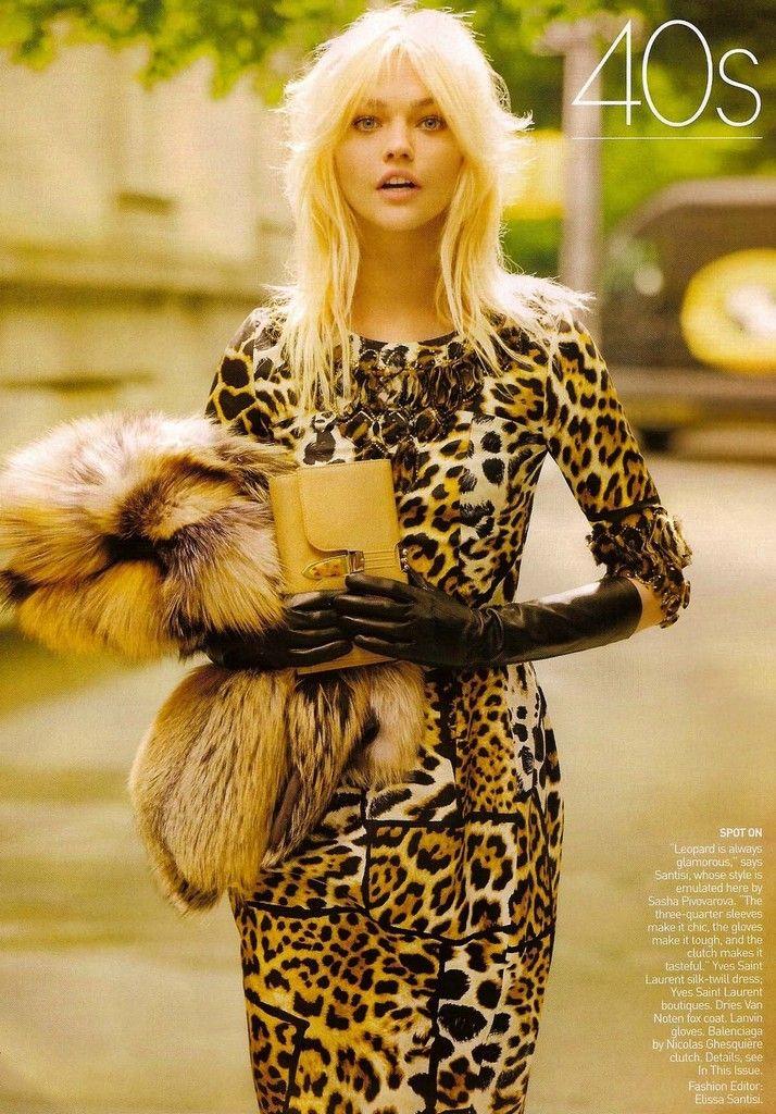 4fdd2793d88 Forever Cool Model Sasha (as Elissa Santisi) Photographers  Ineze   Vinoodh  Fashion Editor  Elssa Santissi