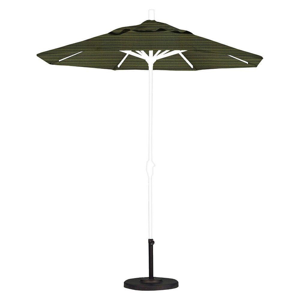 7 5 Aluminum Push Tilt Patio Umbrella Products Patio