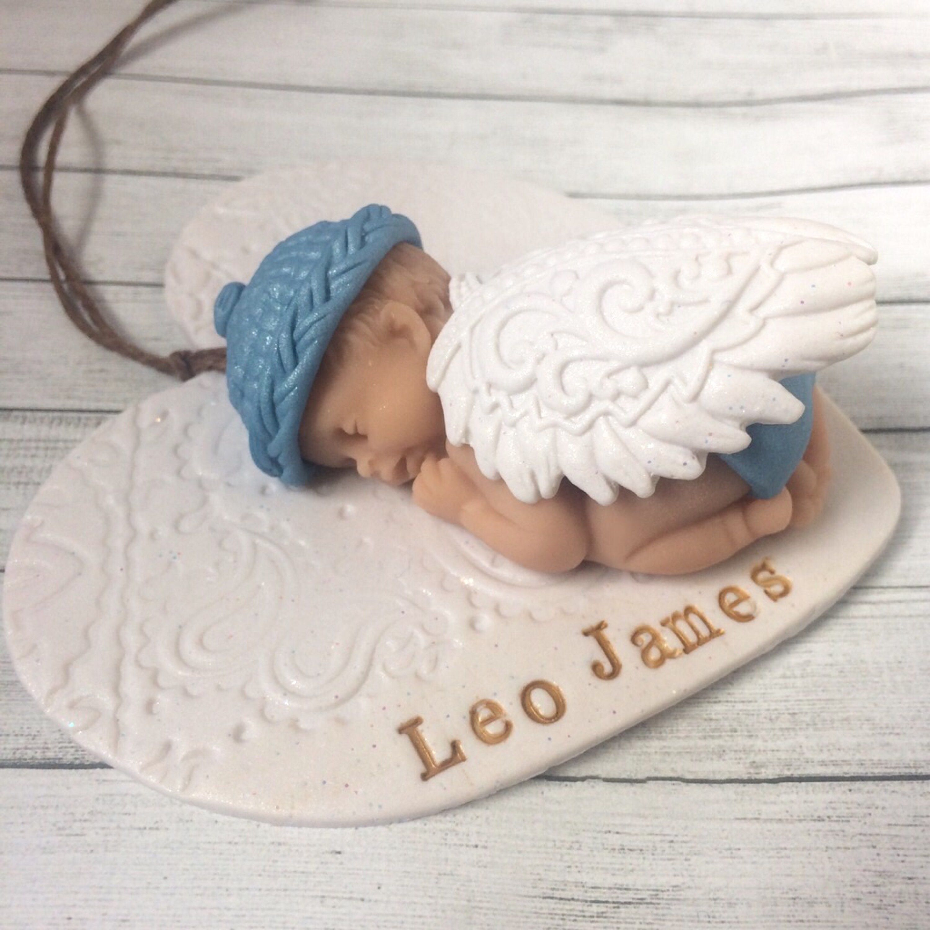 baby memorial ornament grieving mother gift baby loss ornament
