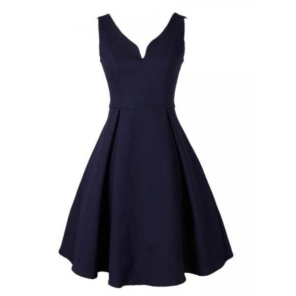 Black Plunge Cut Out Ruched Cocktail Dress (2,025 DOP) ❤ liked on Polyvore featuring dresses, kohl dresses, black ruched dress, gathered dress, black cocktail dresses and black dress