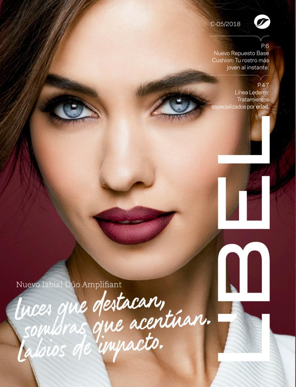 Catálogo L Bel México C05 Lbel Labios Parfait