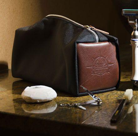 The Dopp Kit Essential Travel Toiletry Bag