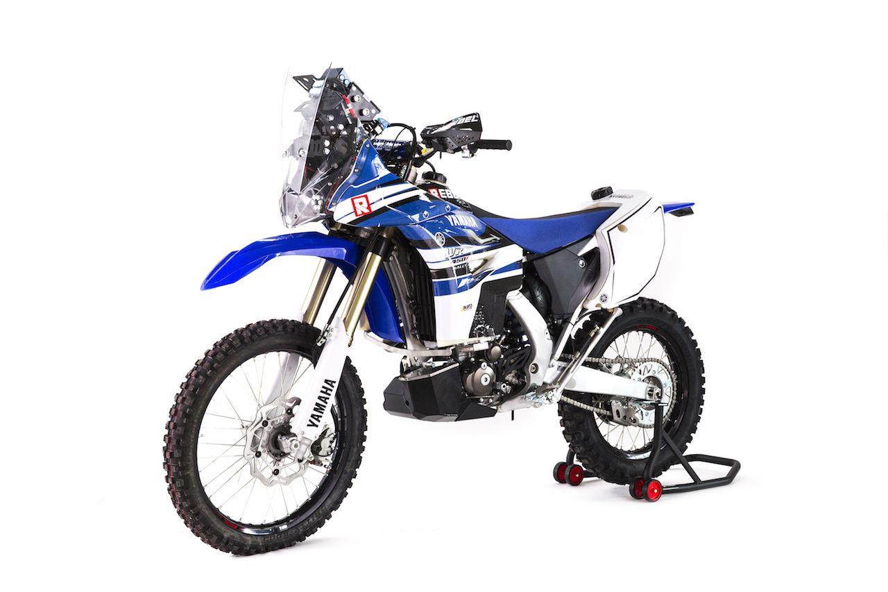 Yamaha WR 450 F Rally Dakar 2015 Motorcycles Pinterest