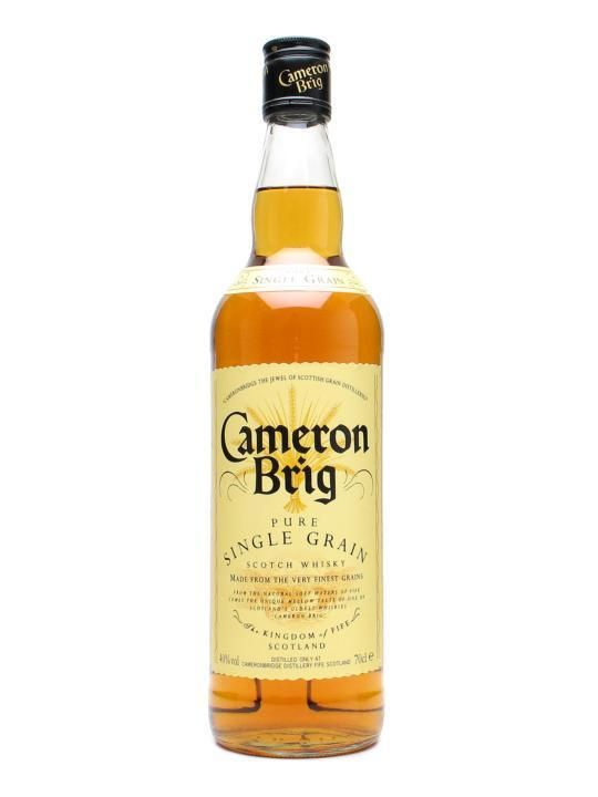 Cameron Bri(n)g Single Grain Scotch Whisky?