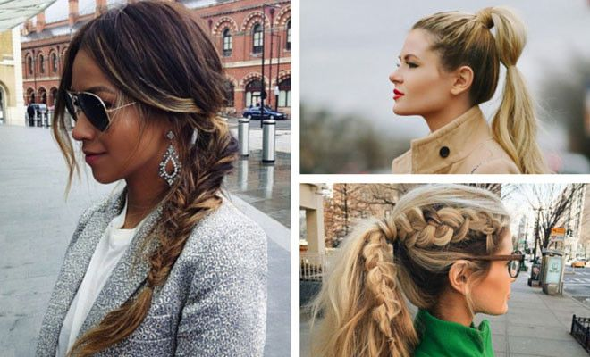 Cute Ponytail Hairstyles 30 Cute Ponytail Hairstyles You Need To Try  Ponytail High