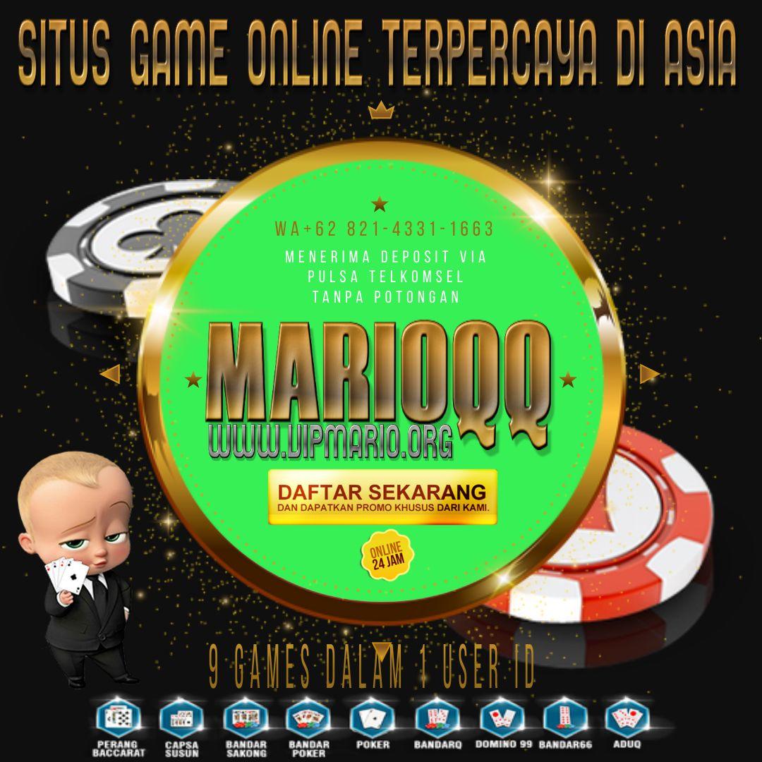 Marioqq Poker In 2020 Poker Agen Online