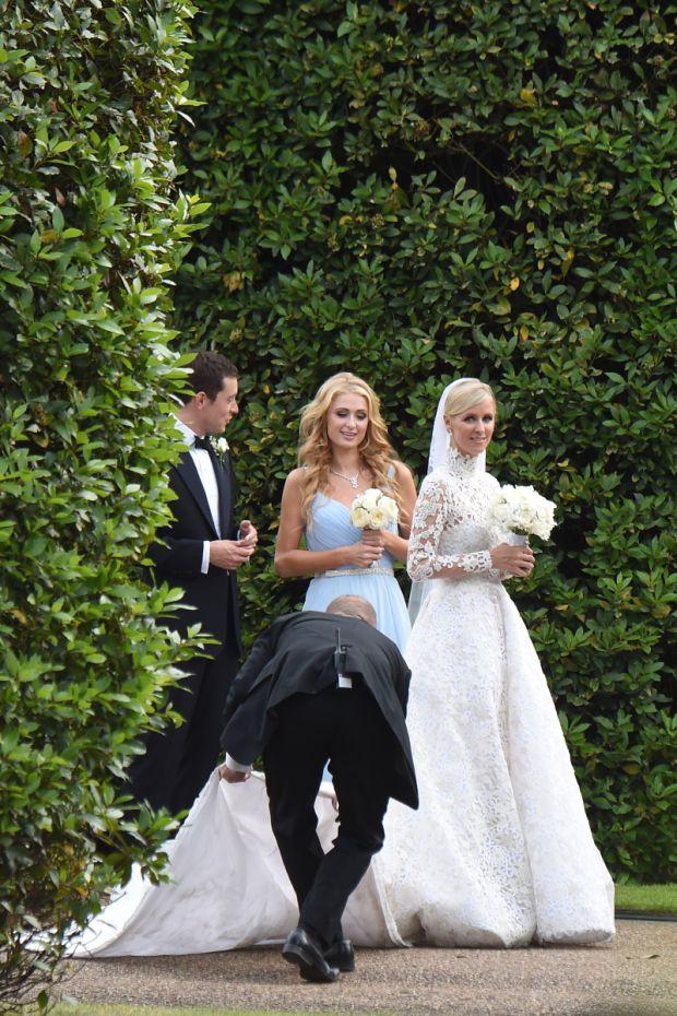 Nicky Hilton Marries The Man Of Her Dreams Celebrity Wedding Photos Celebrity Wedding Dresses Celebrity Weddings