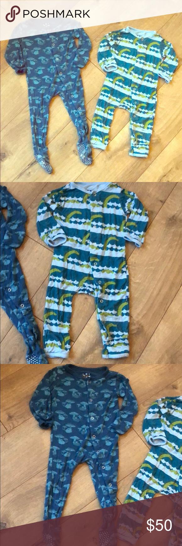 ad4a5da1fab9 KicKee Pants Sleepers Set of Super cute and soft KicKee Pants pajama ...
