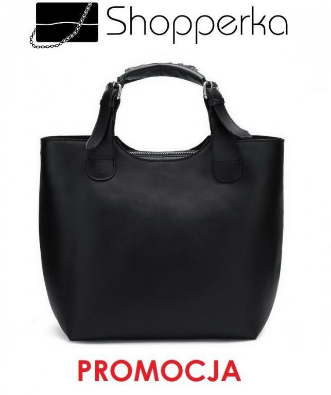 43e69e6a6d331 Okazja Modny shopper Nucelle skórzana torebka zara | Rzeczy do ...