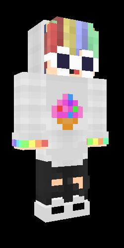 Cupcake Boy Minecraft Skins Minecraft Skin Minecraft