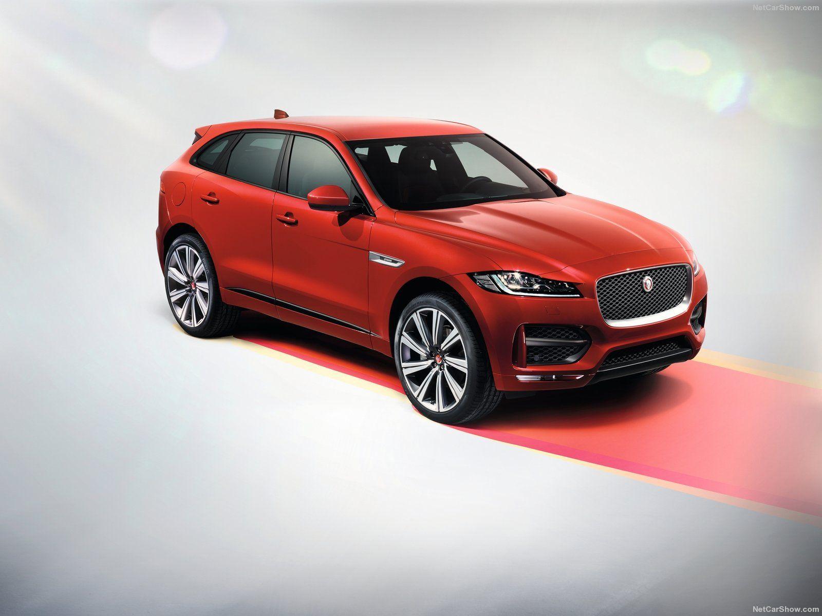 Jaguar FPace 2017 (1600x1200) Jaguar, Voiture, Fond