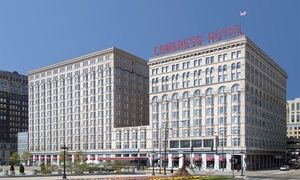 Groupon Stay At The Congress Plaza Hotel In Chicago Il With Dates Into