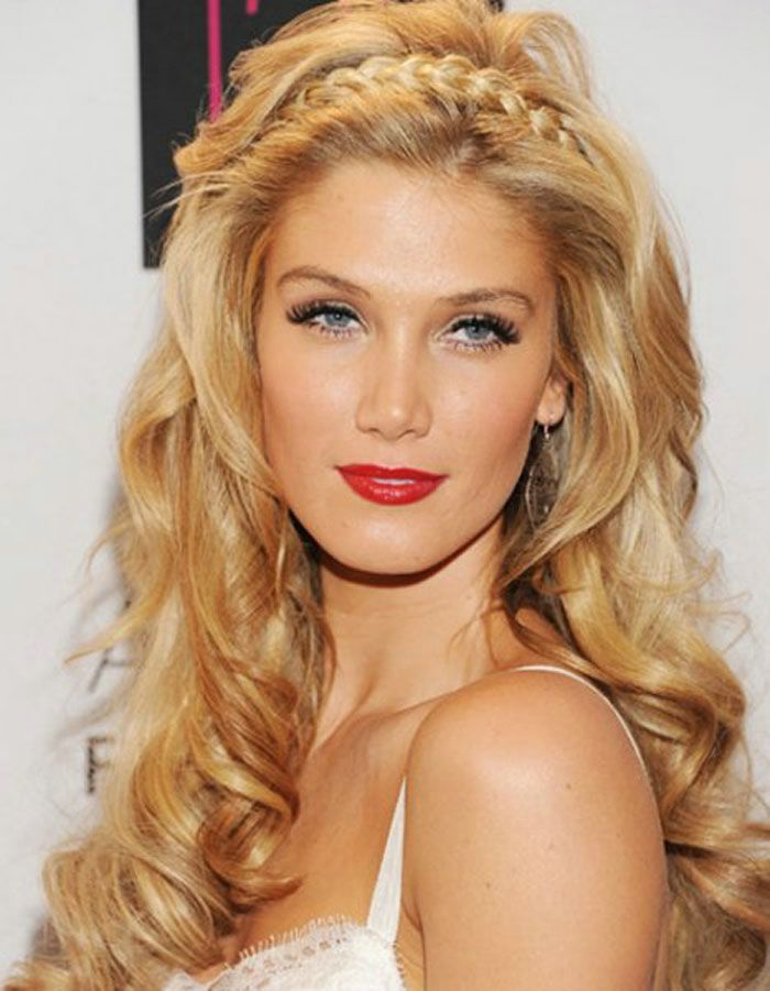 Awesome Hairstyles For Wedding Guests Medium Hair Ideas - Styles ...