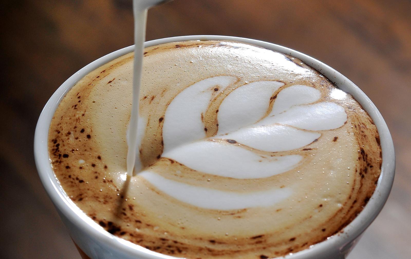 Milchschaumdaily Coffee Cup Latté Art Espresso In 2019