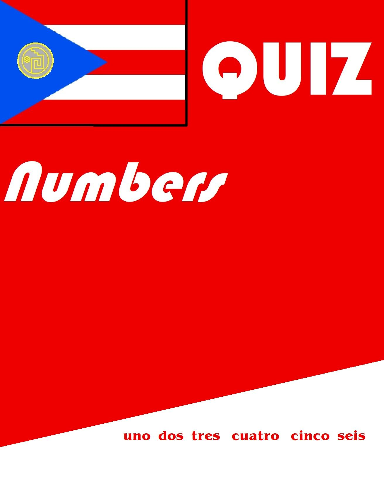 Spanish Numbers Quiz Or Worksheet Distance Learning