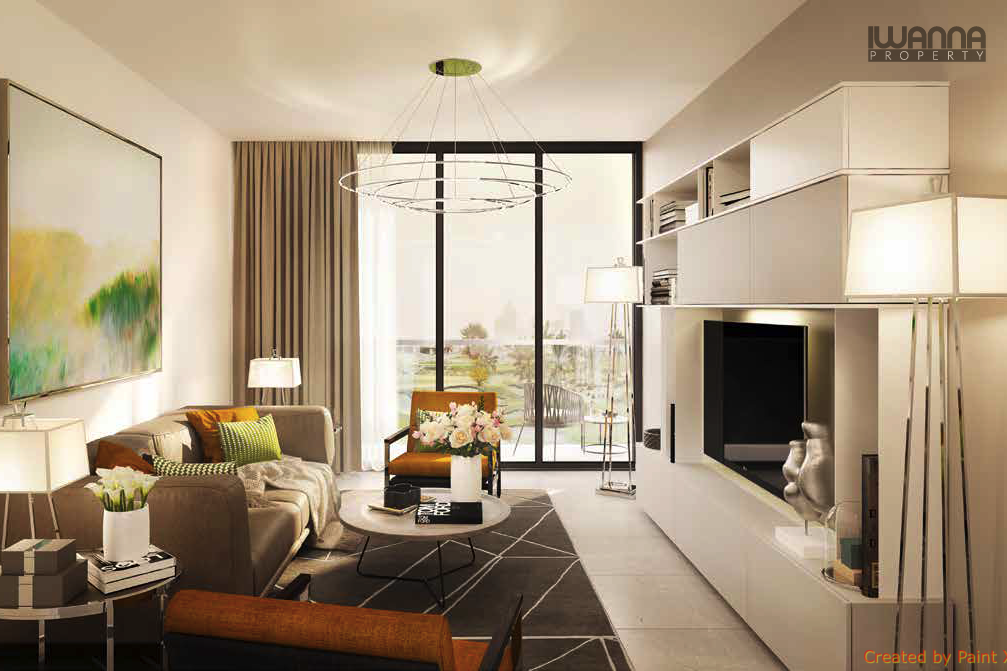 Fully Furnished One Bedroom Apartment In Akoya By Damac For Sale 499 000 Aed Damac Real Estate Iwannaproperty One Bedroom Apartment Apartment One Bedroom