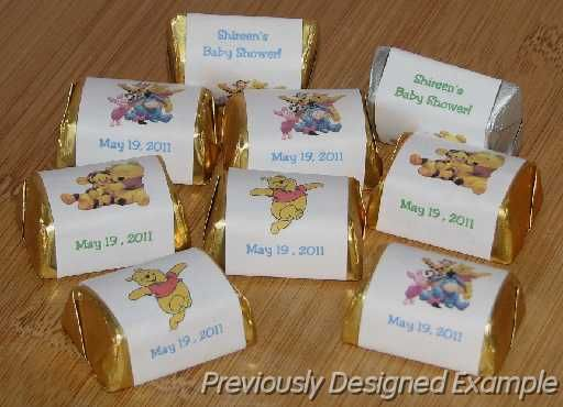Image Detail For  Winnie The Pooh Mini Nuggets.JPG   · Baby Shower DiapersBaby  Shower FavorsBaby ...