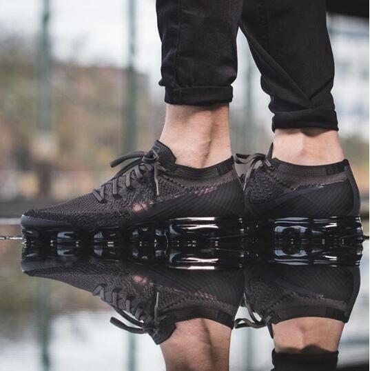 "Nike Air VaporMax Flyknit ""Explorer Dark"" 849558-010 Order shoes now DHL  shipping worldwide (5-7 reach) Website  www.find-sneaker.com (link in my  bio) DM if ... 3dba40e6e"
