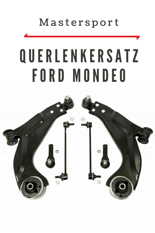 2x Koppelstange Stabilisator Vorderachse links//rechts für Ford Mondeo II neu