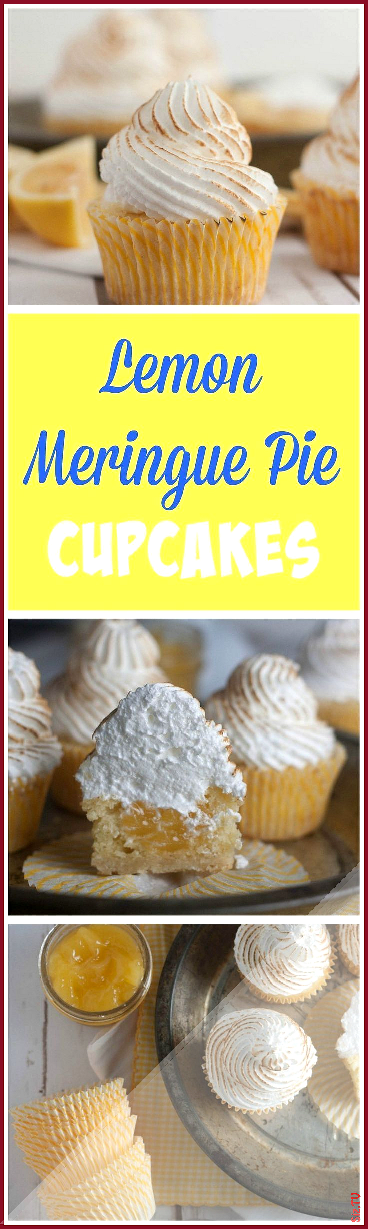 Lemon Meringue Cupcakes Lemon Meringue Cupcakes THE BALLER ON A BUDGET Aileen Luib budgetballer1 Fa