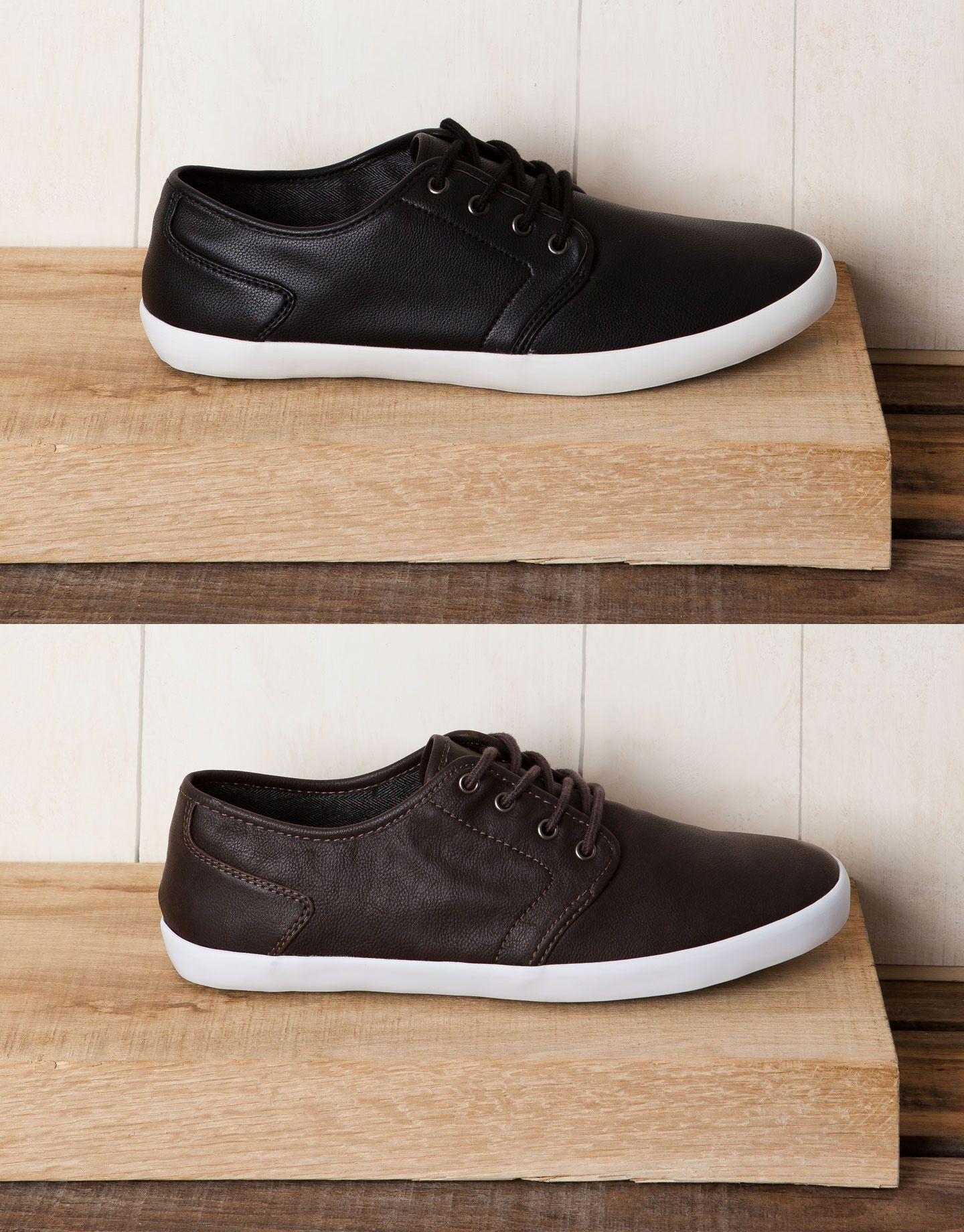 timeless design b0e33 ea74b Pull   Bear Tennis Shoes