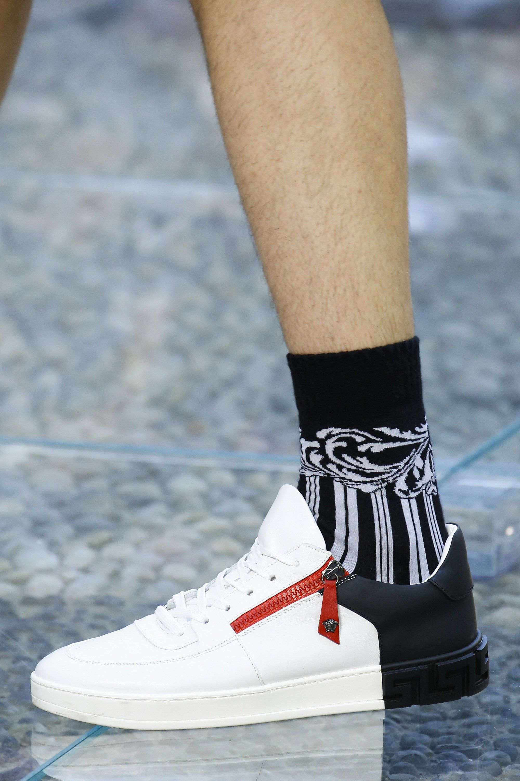 ShowShoes Pinterest 2018 Fashion Versace Spring Menswear 3jqARL54