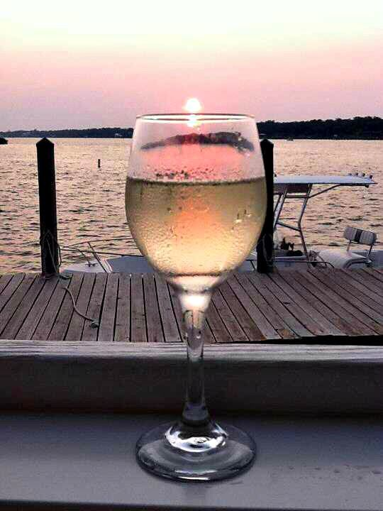 Evening View At Sunset Grille On Perdido Key, Www