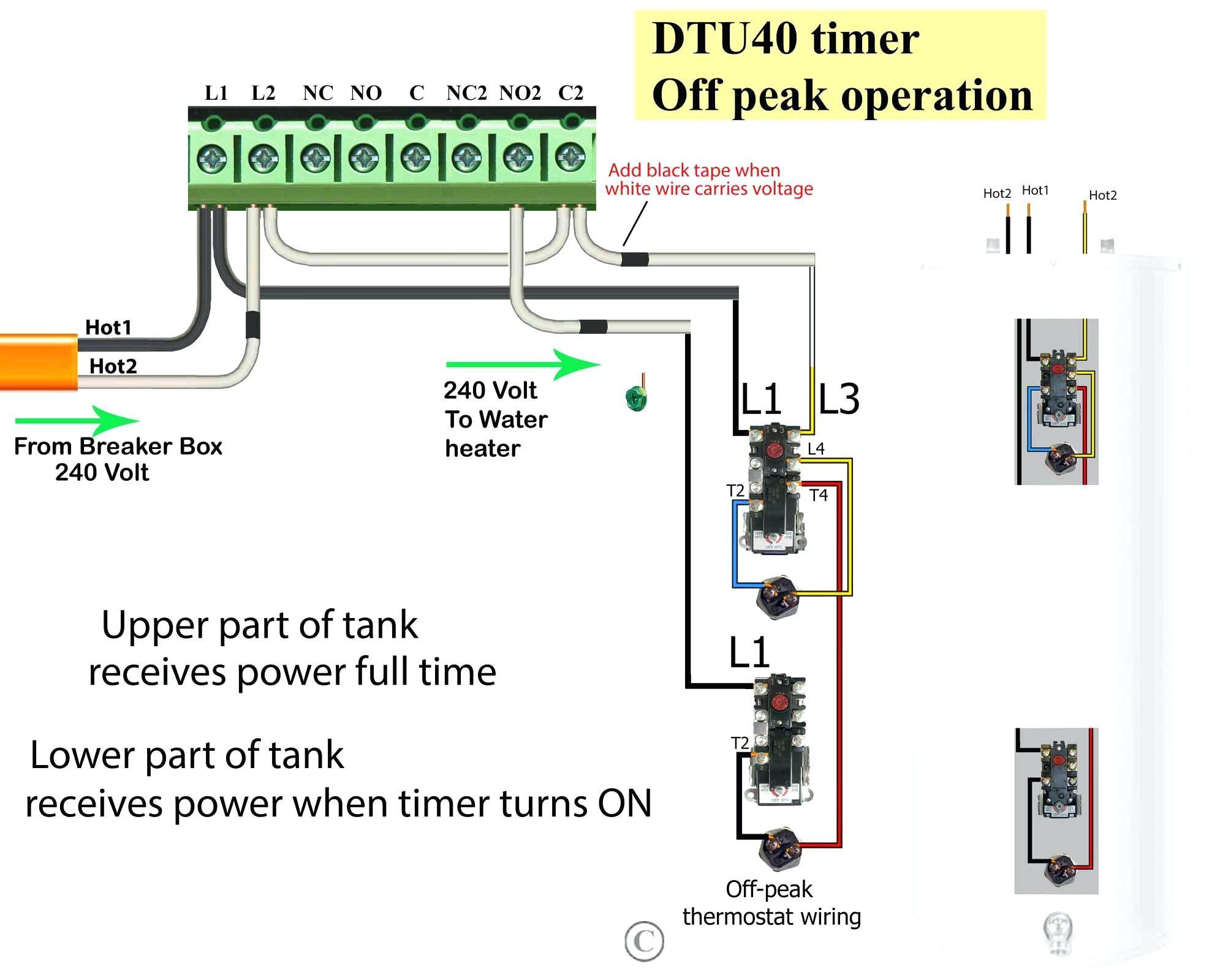 240 Volt Ct Wiring Diagram