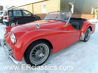 1962 Triumph TR3B for Sale | ClassicCars com | CC-443290