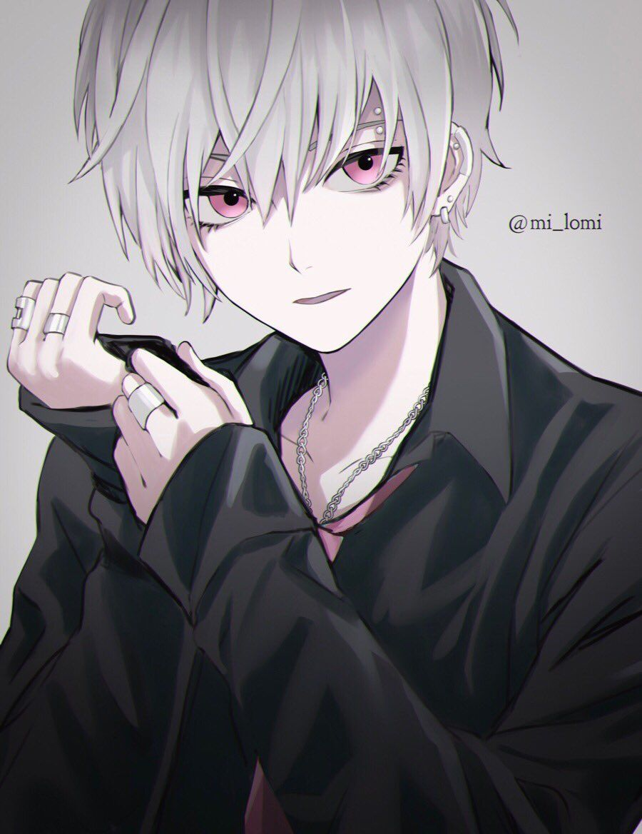 Artist Mi Lomi Cute Anime Guys Cute Anime Boy Hot Anime Boy