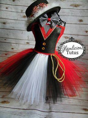 ringmaster tutu dress costume ringmaster costume. Black Bedroom Furniture Sets. Home Design Ideas