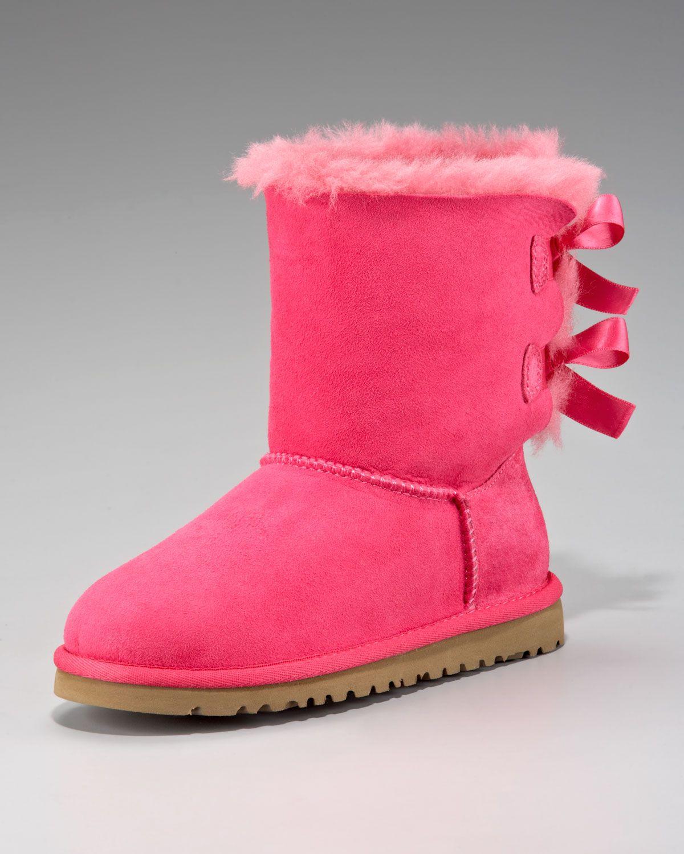 bailey pink uggs