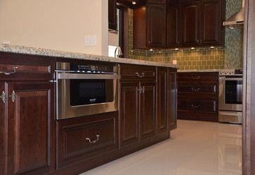 Designed By Our Friends In Florida At KabCo Kitchens, This Cherry Showplace  Features Our Brandy