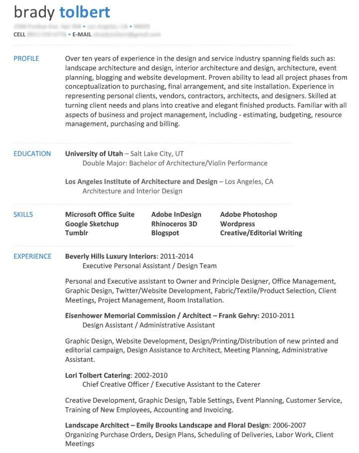 Pin By Alexandria Daniels On Grafic Typo Resume Design Resume Business Blog