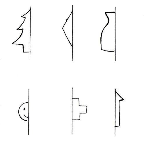 Drawing: Mirror Images, visual closure | ILS Visual Processing ...